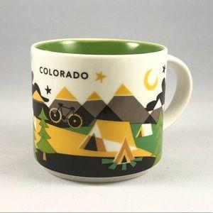 "Colorado Starbucks ""You Are Here"" Series Mug"